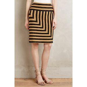 NEW Eva Franco Angler Pencil Skirt sz 6
